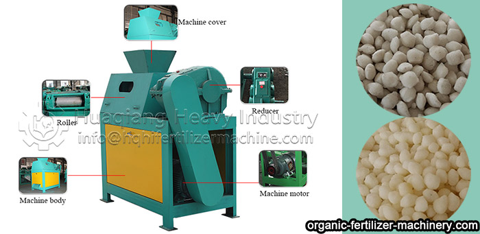 Guide for installation and commissioning of organic fertilizer double roller granulator