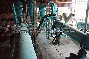 bio organic fertilizer plant