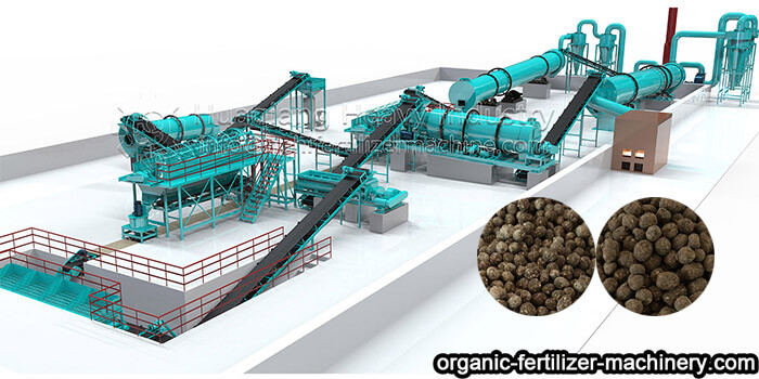 biofertilizer production plant