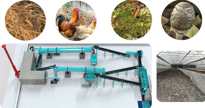 organic fertilizer production line process