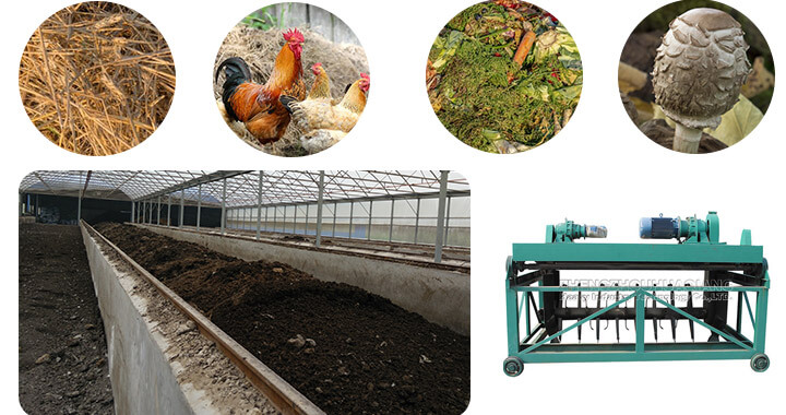 organic fertilizer fermentation treatment