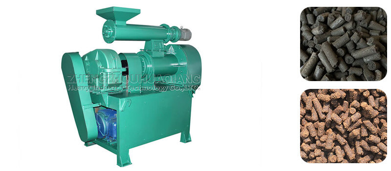 organic fertilizer ring die granulator