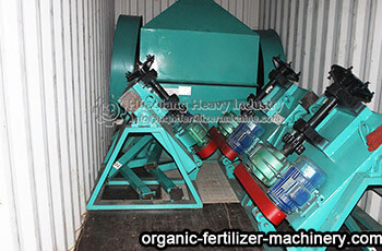 Bio organic fertilizer equipment Nigeria