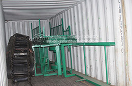 big angle belt conveyor to Malaysia