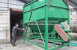 NPK compound fertilizer equipment to Malaysia