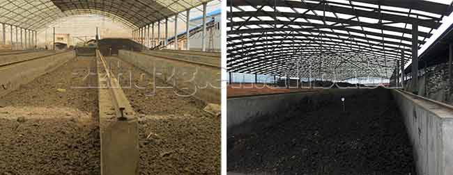 Powdery Organic Fertilizer Production Line Process And Equipment