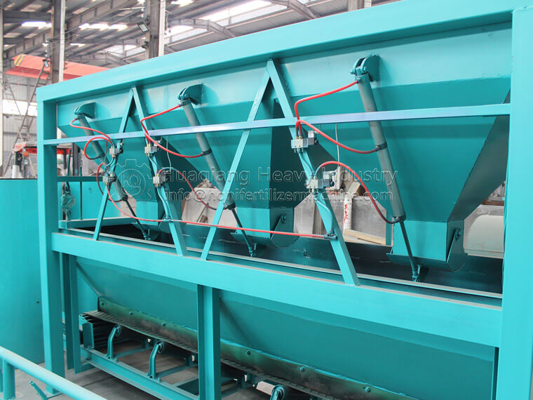 Multiple Silos Single Weigh Static Automatic Batching System