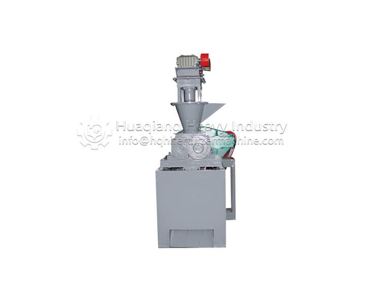 Hydraulic Type Roller Press Granulator