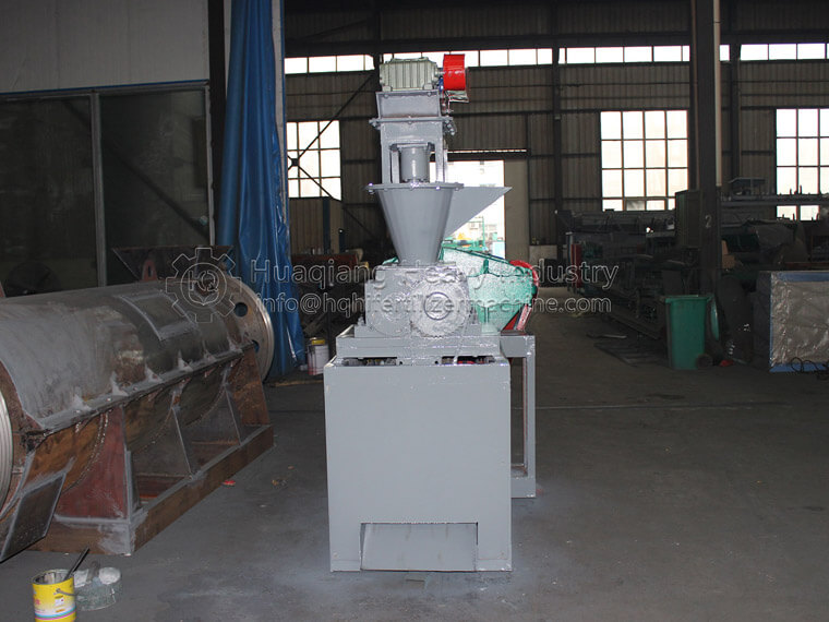 Hydraulic Roller Press Granulator