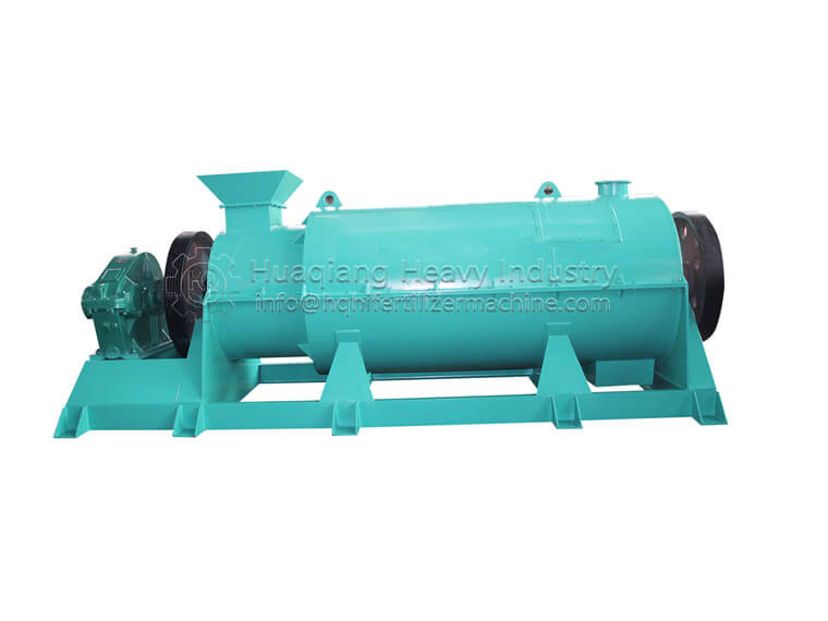 Difference between organic fertilizer granulator and disc granulator Organic-fertilizer-granulator1