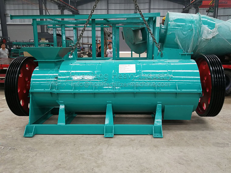 New Type Organic Fertilizer Granulator4