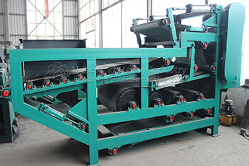 Dewatering Machine