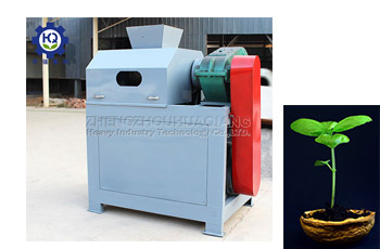 NPK compound fertilizer granulator